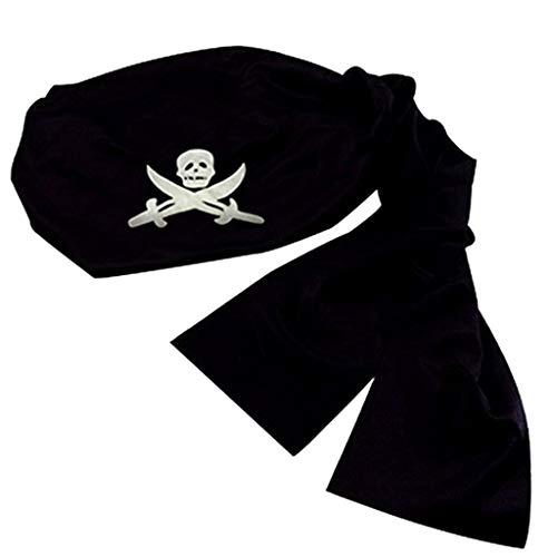 jAc Pirate Headwrap Bandana Hat
