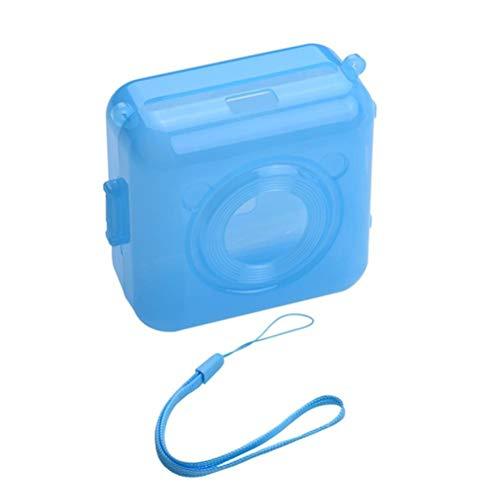 Bolsa de transporte a prueba de golpes para impresora de fotos portátil/Polaroid...