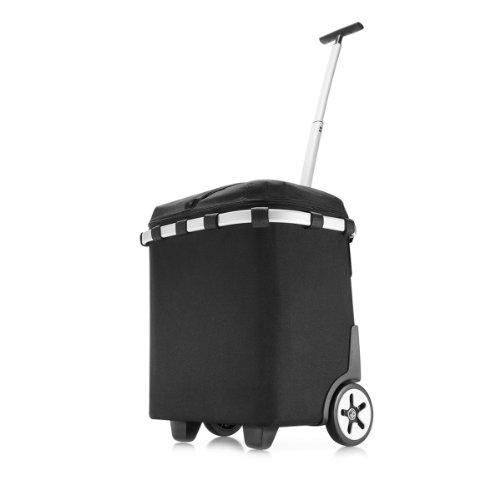 Reisenthel CI0503 Panier à roulettes Carrycruiser (Noir)