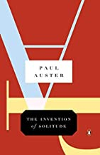 The Invention of Solitude by Auster Paul (2007-01-30) Paperback