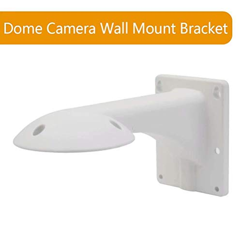 Staffa per montaggio a parete in lega di alluminio completa per interni/esterni per telecamera JideTech Dome PTZ