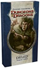 Player's Handbook 2 - Druid Power Cards: A 4th Edition D&D Accessory
