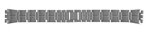 Original Swatch Skin Armband Around The SIX (ASFK168G) 16 mm Bandansatz, Neu
