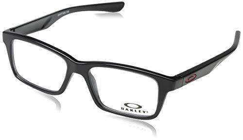 Oakley 0OY8001 Monturas de gafas, Polished Black Ink, 48 para Hombre