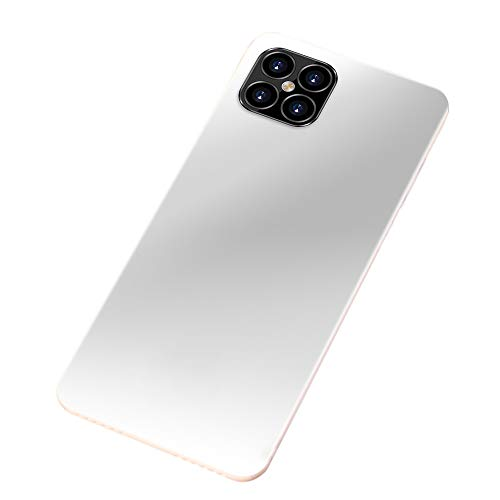 smart phone Sin Tarjeta SIM y teléfono móvil Desbloqueado Teléfono Inteligente Android con Pantalla Grande de 6.1 Pulgadas Tarjeta SIM Dual 6GB + 128GB Memoria expandible Ultra Alta