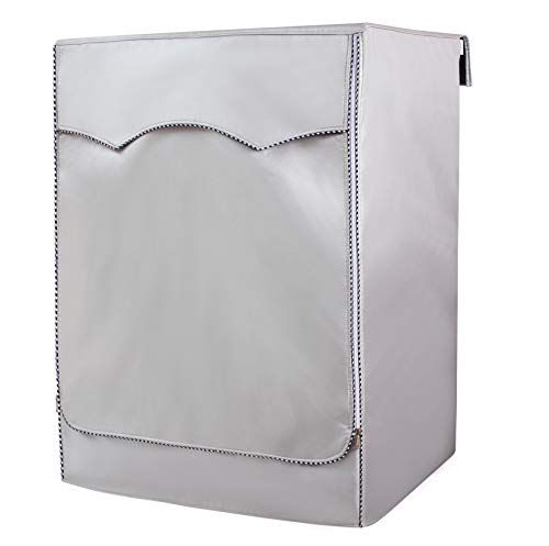 Lavadora Funda Protectora,Funda Secadora Carga Frontal Cubierta Impermeable para Lavadora,Funda Lavadora(60 * 85 * 55cm)