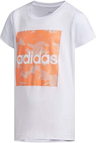 adidas Yg Camo tee Camiseta Niñas