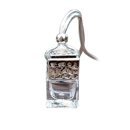 kylew Ambientador de Coche para Hombres Hecho con aceites Esenciales de aromaterapia Real - Purificador de Aire de Perfume de Coche Accesorios de Coche y difusores de Lujo