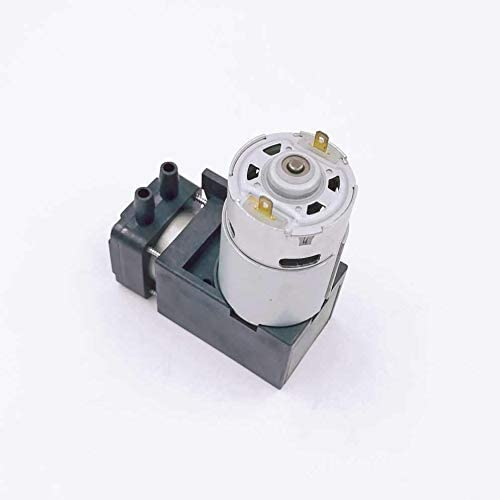 Pump 500Kpa Pressure 90Kpa Vacuum 45L//m Flow CE ROHS ISO Oil DC Electric Compressor Voltage: 24V