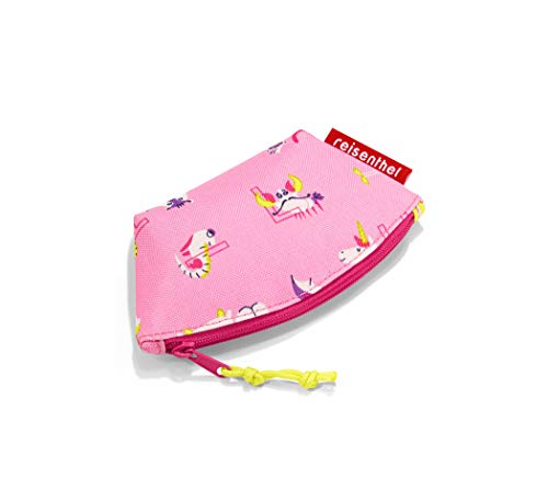 Reisenthel Coin Purse Kids ABC Friends pink Kindergepäck, 14 cm, 1 Liter, ABC Friends Pink