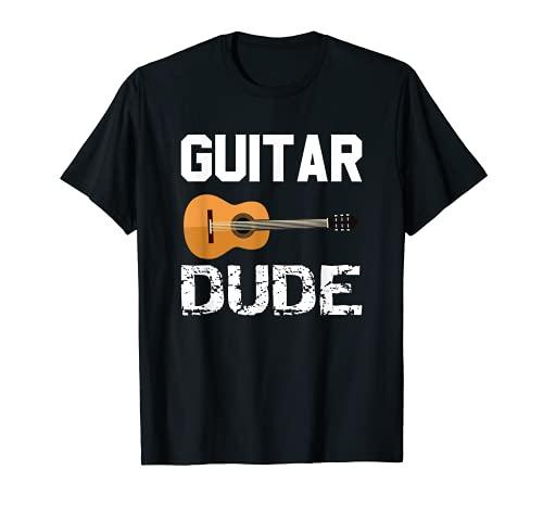 Guitars Acoustic Classical Gift Tee Boys,Men,kids T-Shirt