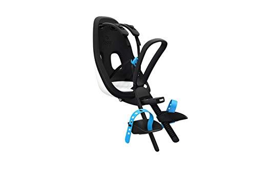 Thule Asiento infantil para bicicleta delantero para bebé, color blanco, talla única