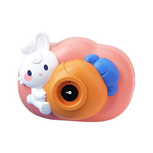 SSYY Máquina de Burbujas Bubble Animals - Máquina automática de soplado de Burbujas con más de 2000 Burbujas por Minuto Mecanismo de soplado automático para Uso en Exteriores o Interiores