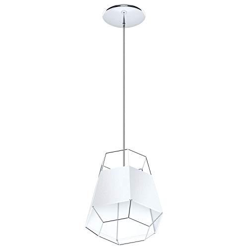 Eglo 95571 - Lámpara colgante FONDARELLA 1xE27/60W/230V