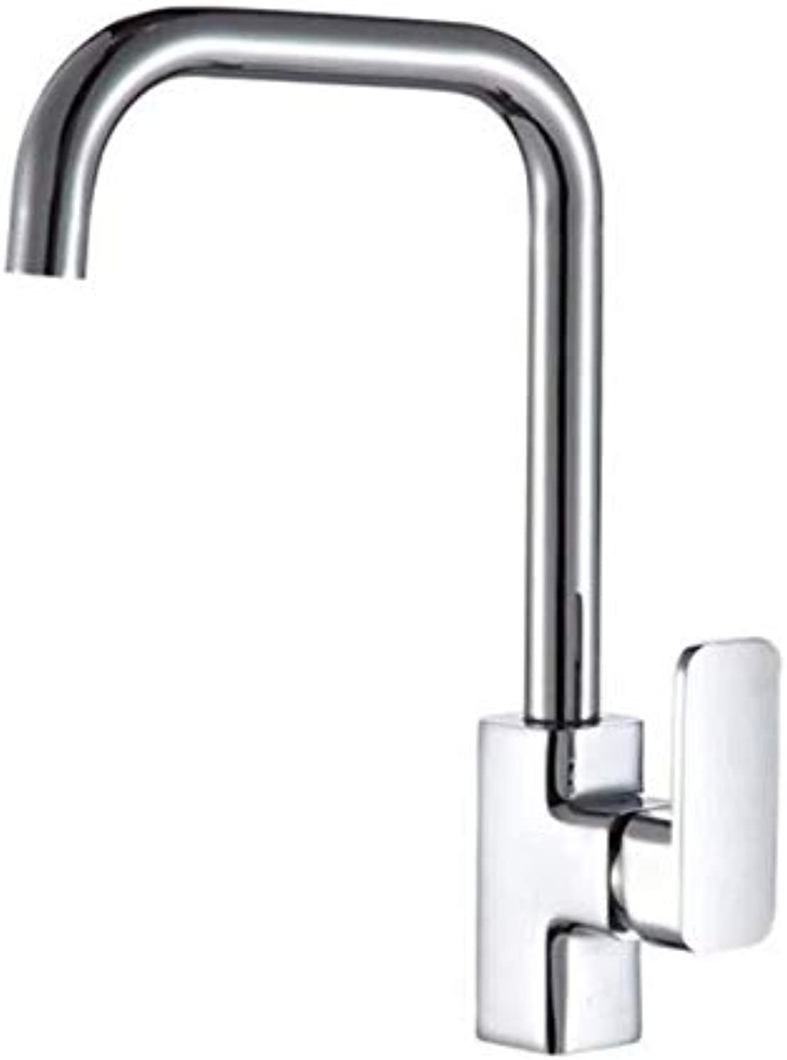 Taps Kitchen Sinktaps Mixer Swivel Faucet Sink Bathroom Kitchen Faucet Hot and Cold