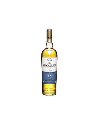 Whisky - Macallan 12 Años Fine oak 50 cl