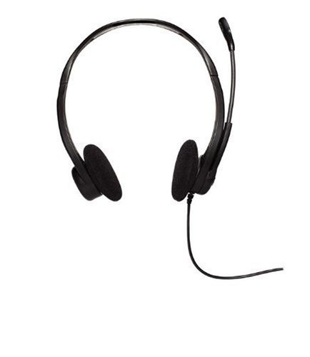 Logitech PC 860 - Auriculares con micrófono (control remoto integrado),...