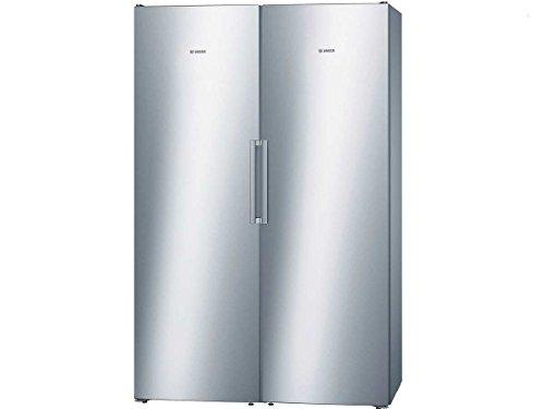 Bosch KAN99VL30 nevera puerta lado a lado - Frigorífico side-by-side (Independiente, Acero inoxidable, American door, 583L, SN, T, 41 Db)