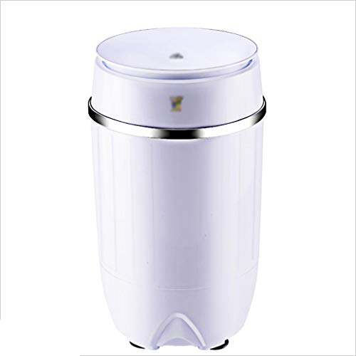 HJHSH Wäscheleine Mini-Waschmaschine Kleiner Umweltschutz und energiesparende tragbare Waschmaschine 170W