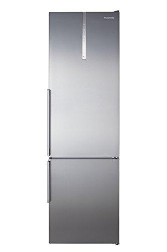Panasonic NR-BN34EX1-E Kühl-Gefrier-Kombination / A+++ / 200 cm Höhe / 172 kWh/Jahr / 254 L Kühlteil / 80 L Gefrierteil / Energieeffizienzklasse A+++ mit Full No Frost Technik / edelstahl
