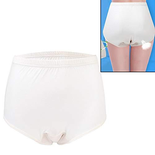 Herbruikbare slipjes voor blaascontrole - incontinentiebroekjes voor menstruatie, zware bloeding, postpartumbloeding en milde incontinentie,XXXL