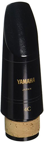 Yamaha: 4C Clarinet Mouthpiece. para Clarinete