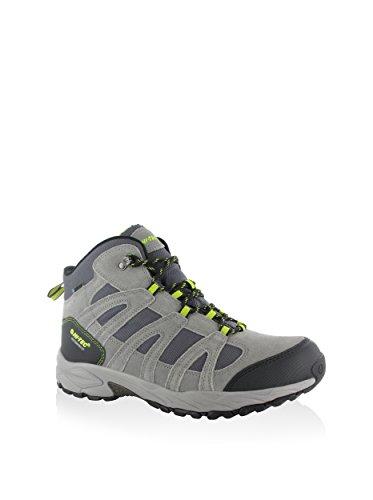 HI-TEC Alto II Mid WP, Chaussures d'extérieur Homme, Gris, 40 EU