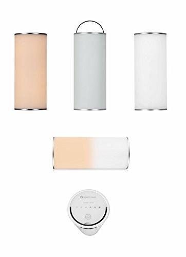 Beneito Faure - Lampada LED portatile e regolabile Converse Lighting, 2,5 W, mod. 3916