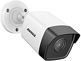 ANNKE C800 4K 8MP Outdoor POE Security Camera Ultra HD IP Camera 100ft EXIR Night Vision, 124° Wide Angle View, IP67...