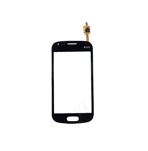 MrSpares Touch Screen Digitizer Panel for Samsung Galaxy S Duos S7562 : Black