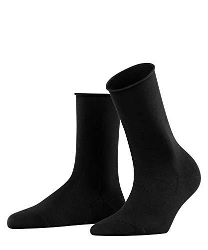 FALKE Damen Socken Active Breeze - Lyocellmischung, 1 Paar, Schwarz (Black 3009), Größe: 39-42