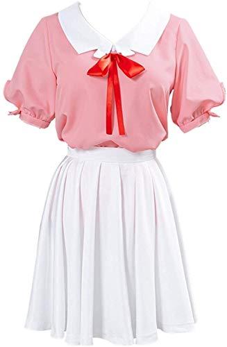 N\A ZT Anime Alquiler de Novia Ichinose Chizuru Mizuhara Chizuru Cosplay Traje de Vestuario Halloween Carnival Daily School Uniform Vestido JK Trajes (Color : L)
