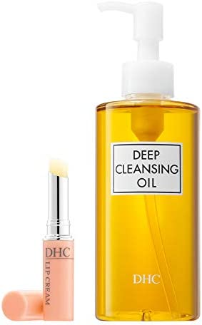 DHC Deep Cleansing Oil 6 7 fl oz Lip Cream 0 05 oz product image