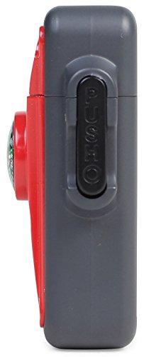 WINDMILL(ウインドミル)ターボライターBEEP8内燃式コンパス付きレッドBE8-0005
