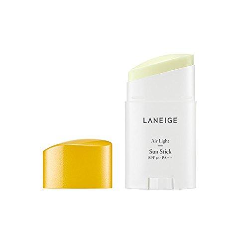 Laneige New Air Light Sun-Stick SPF50 + PA ++++ 26g Matte Finish Sunscreen 6 Kostenlose aller Art Haut