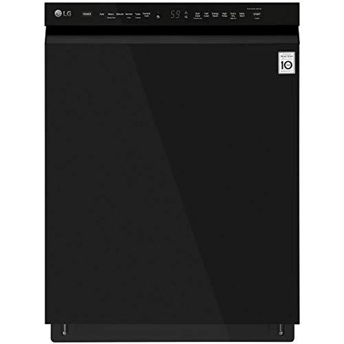 LG LDF5545BB 48dB Black Front Control Dishwasher