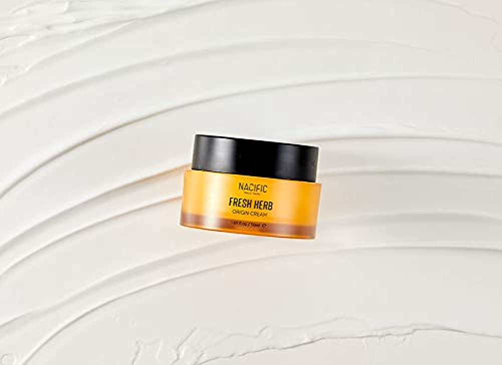 定期的ハッピー切り下げ[NACIFIC] フレッシュハーブクリーム 50ml / NATURAL PACIFIC Fresh Herb Origin Cream 1.69 fl.oz [並行輸入品]