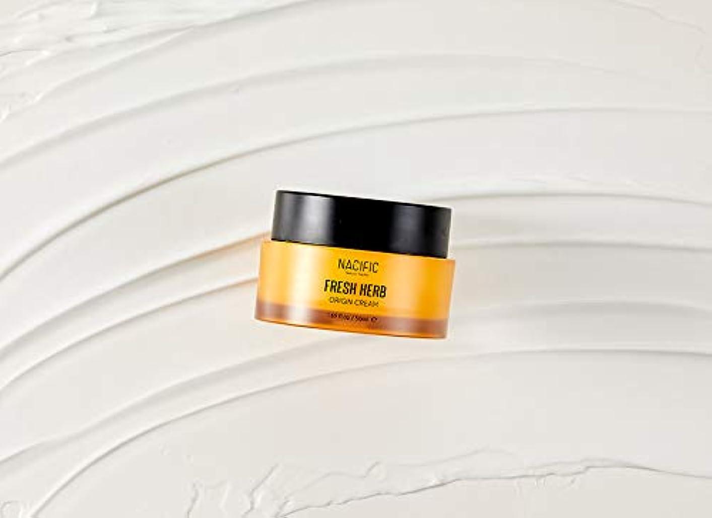 沼地ジャズビジター[NACIFIC] フレッシュハーブクリーム 50ml / NATURAL PACIFIC Fresh Herb Origin Cream 1.69 fl.oz [並行輸入品]
