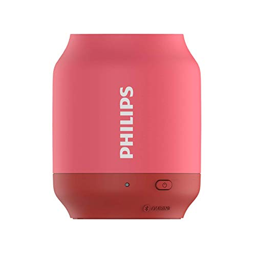 Philips UpBeat BT51P/00 Wireless Bluetooth Portable Speaker (Pink)