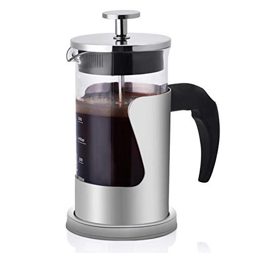 QHYY Théière multifonctionnelle de Machine à café de Filtre de cafetière de Filtre de Stianless 600ml