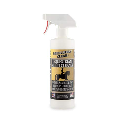 Absolutely Clean Amazing Saddle & Tack Cleaner and Conditioner