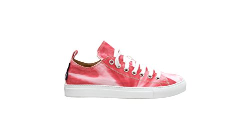 DSQUARED2 Uomo Sneaker Canvas Batik (41)
