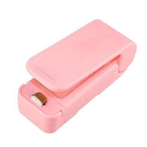 FACAIAFALO Portable Heat Sealer&Cutter Portable Resealer Mini Handheld Heat Vacuum Sealer Machine Packing Bag Lock Fresh
