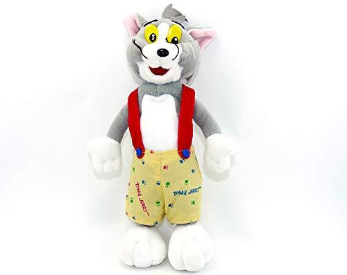 Kater Tom als Plüsch Stoffpuppe aus dem Maxi Überraschungsei Italien (Größe 22cm)