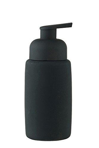 Södahl - Seifenspender - Mono - schwarz Ø 6,5 cm Höhe 16 cm