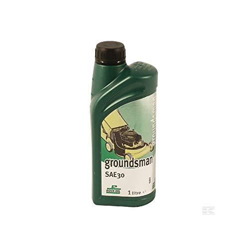 Groundsman Sae 30 Oil 1 Litre