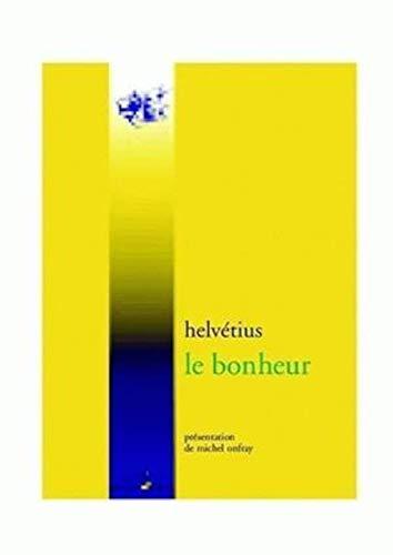 FRE-BONHEUR: Poeme Allegorique (La Bibliotheque Hedoniste)