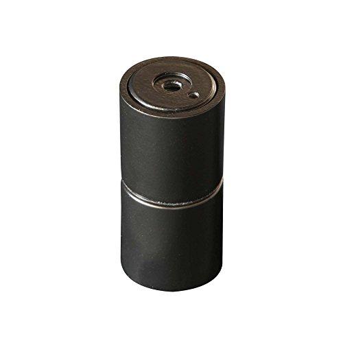 Bifold Door Magnet/Catch 65mm Black