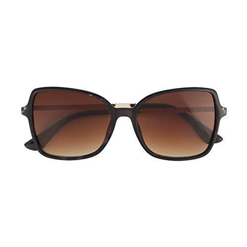Parfois - Gafas De Sol Cuadros General Sunglasses - Mujeres - Tallas Única - Marron