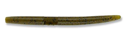 Yamamoto 9-10-297 Senko, 5-Inch, 10-Pack, Green-PUM-Packin W/Black